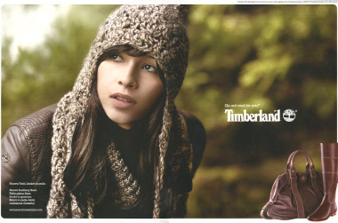 Client: Timberland gallery
