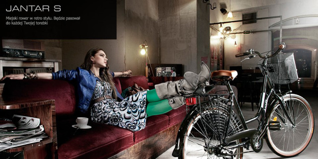 Campaign: Bike is My life for KROSS gallery