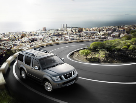 Campaign: Nissan Pathfinder and Navara Catalog 2010 gallery