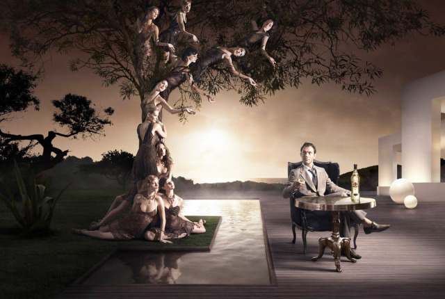 Jude Law for Martini by Christophe Gilbert gallery