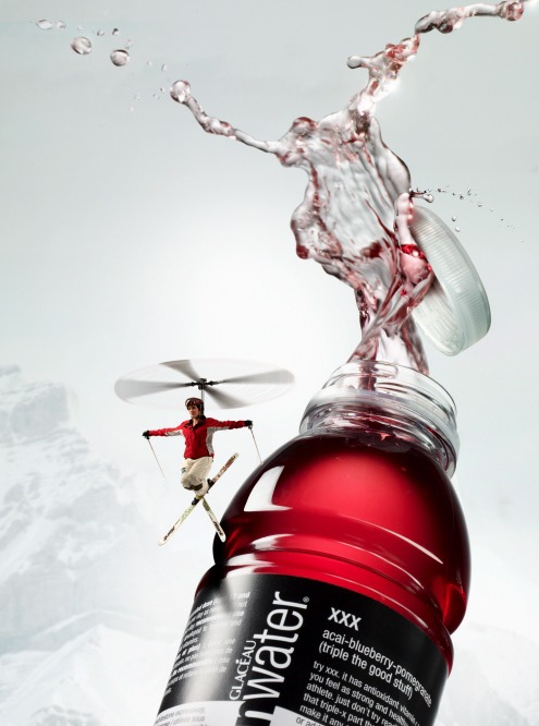 Client: Vitamin Water gallery