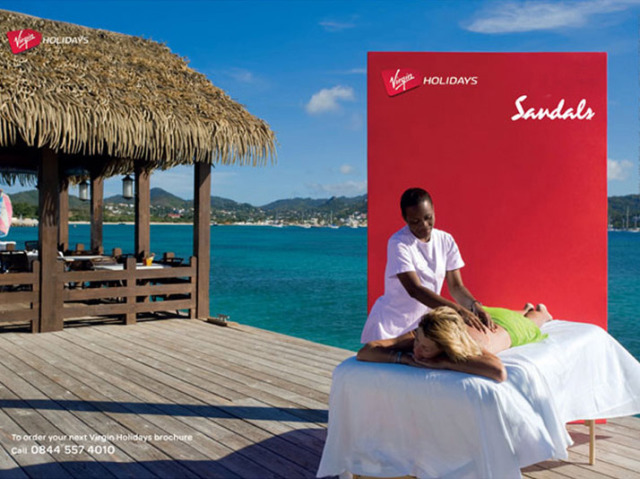 Client: Virgin Holidays gallery