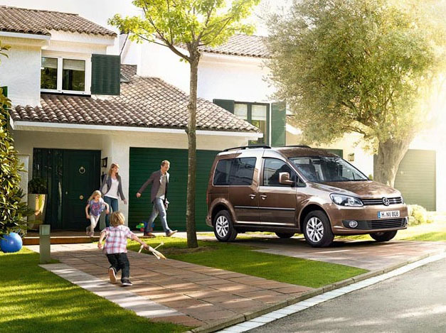 Client: Volkswagen Caddy gallery