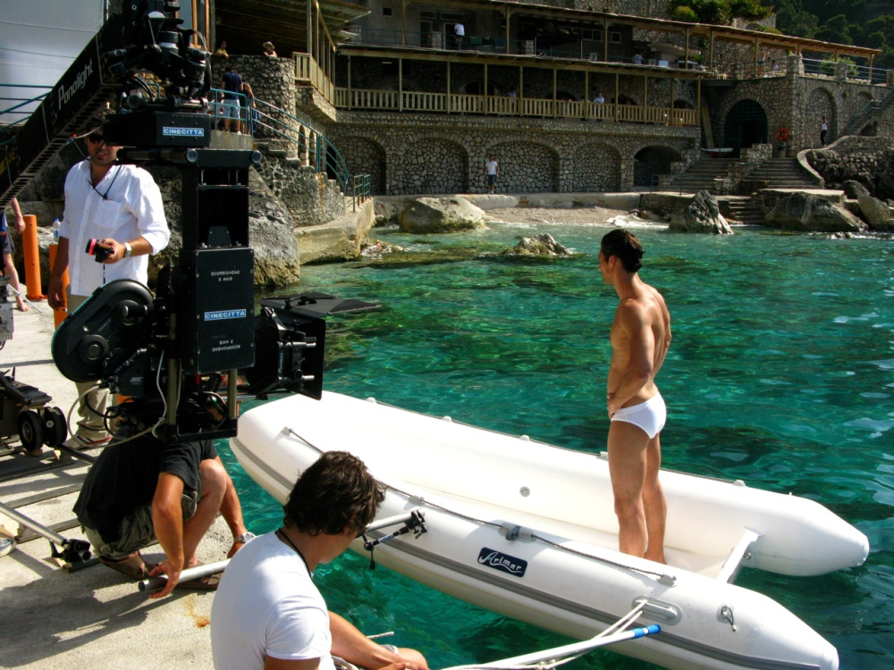 An italian location international locations spotlight dec 2010 client dolce gabbana light blue aloadofball Choice Image