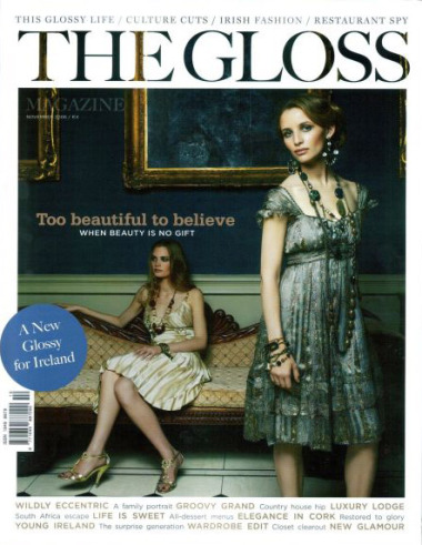 Client: The Gloss Magazine gallery