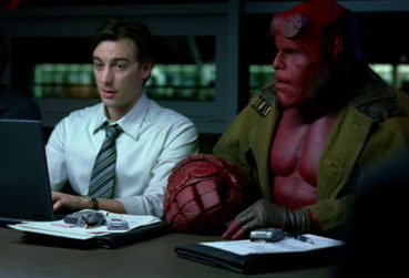 Direct TV Hellboy - Meeting gallery