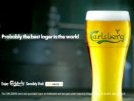 Carlsberg - The Secret gallery