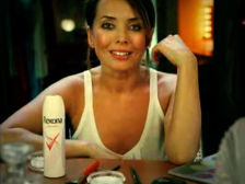 Rexona - Celebrity spot with Janna Friske gallery