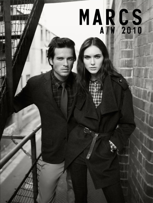 Client: Marcs Campaign AW10 gallery
