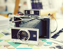 in an instant photography