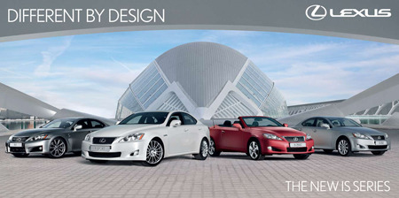 Photo: Lee Brimble for Lexus IS gallery