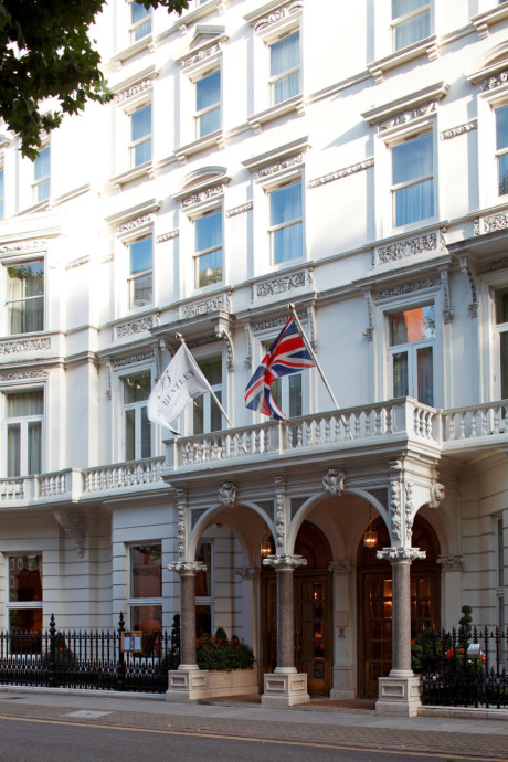 The Bentley London – Waldorf Astoria Collection from London | Production Paradise