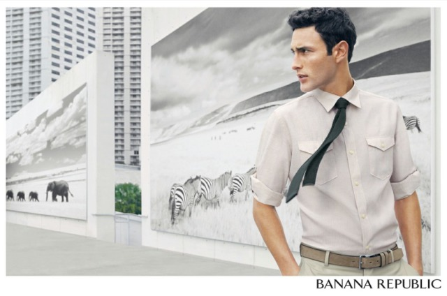Client: Banana Republic gallery