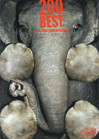 Zoo Zürich / cover '200 best ad photographers' gallery
