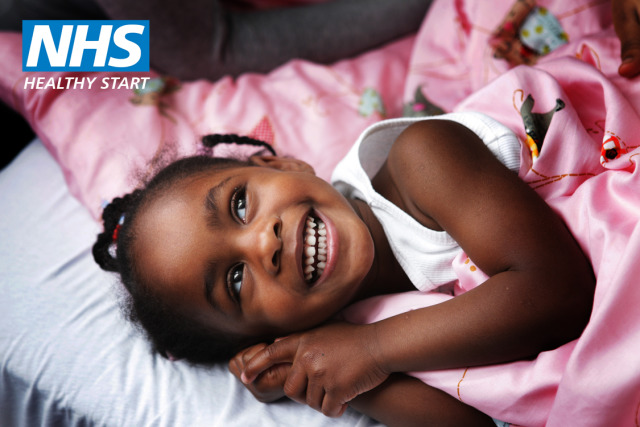 NHS Healthy Start gallery