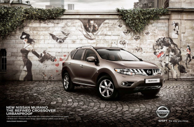 Client: Nissan Murano gallery