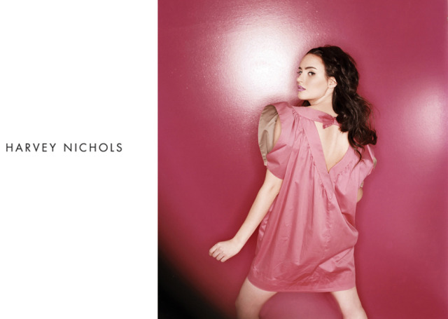 Campaign: Harvey Nichols gallery