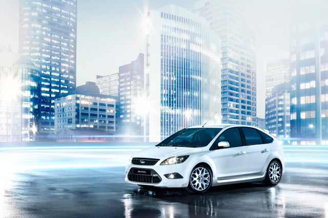 Client: Ford Focus gallery