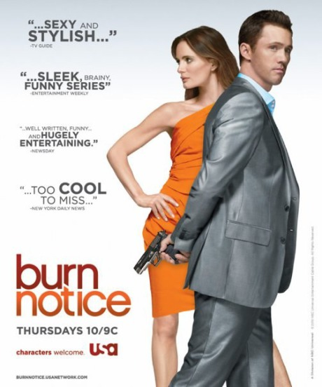 Client: NBC - Burn Notice gallery
