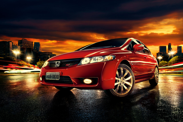 Client: Civic SI gallery