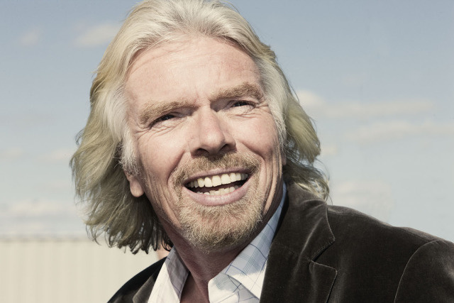 Sir Richard Branson gallery
