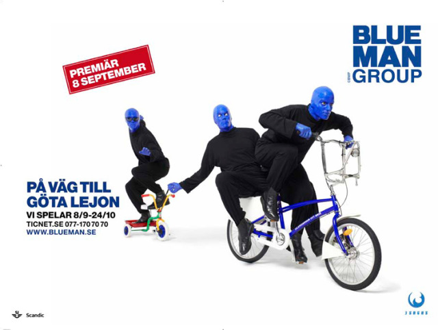 Blue Man Group by Philipp Rathmer gallery