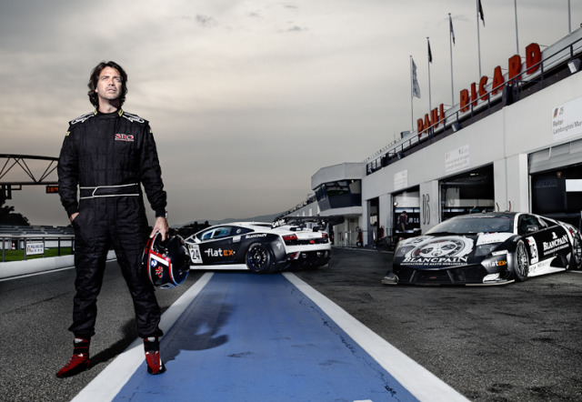 Stephane Ratel for Lamborghini gallery