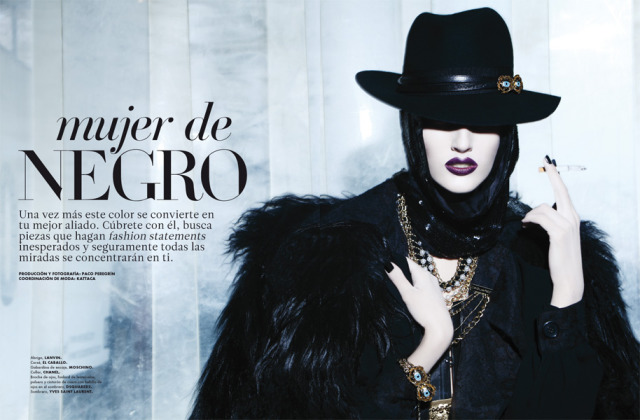 Client: Elle Mexico gallery