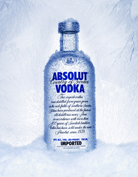 Client: Icy Absolute Vodka gallery