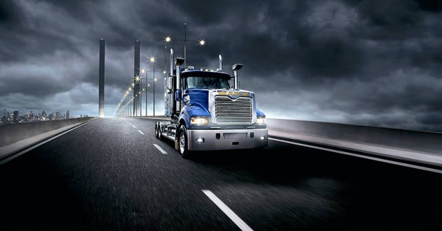 Title: Mack Superliner gallery