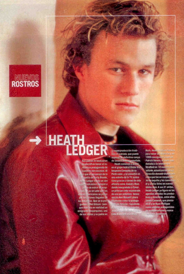 Heath Ledger gallery
