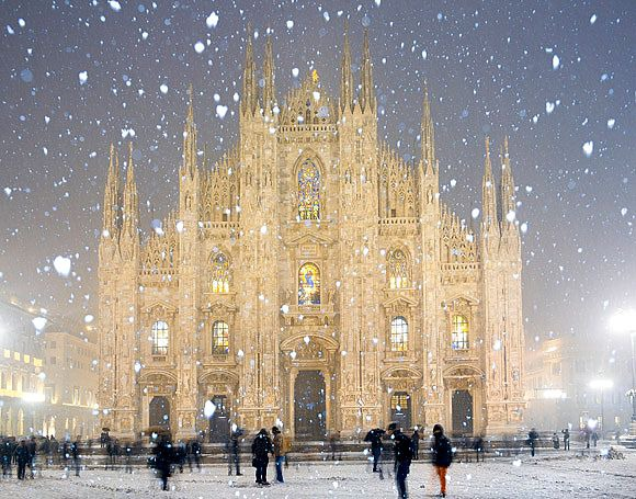 Location: Duomo Cathedral, Milan, Italy gallery