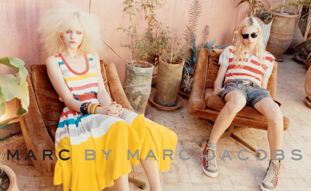 Client: Marc by Marc Jacobs Spring Summer 2011 gallery