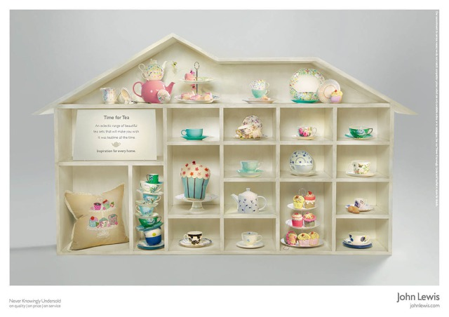 Photo: Karin Berndl for John Lewis gallery