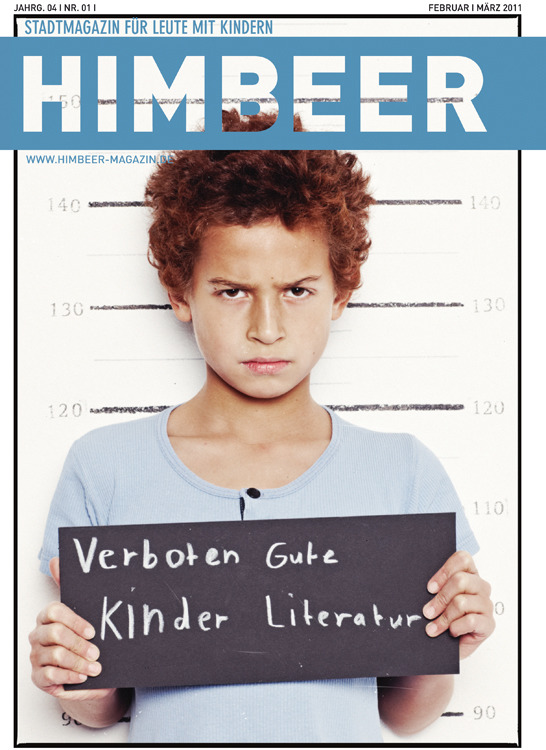 Editorial: Himbeer Magazin, 01/2011 gallery