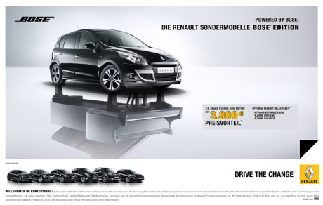 Client: Renault gallery