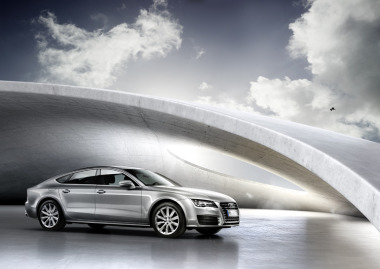 Title: Audi A7 gallery