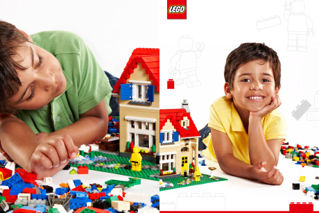 Client: LEGO gallery