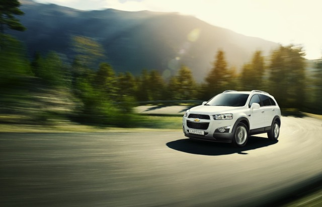 Chevrolet Captiva gallery