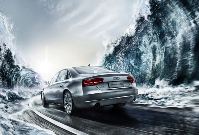 Client: Audi China gallery