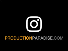 PRODUCTION PARADISE INSTAGRAM PAGE