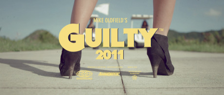 'Guilty 2011' - Mike Oldfield (music video) - unreleased gallery