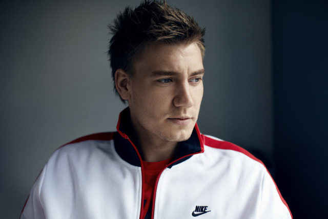 Nicklas Bendtner for Nike gallery