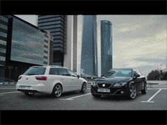 Campaign: Seat Exeo gallery