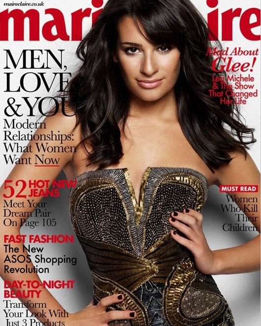 Model: Lea Michele Glee gallery