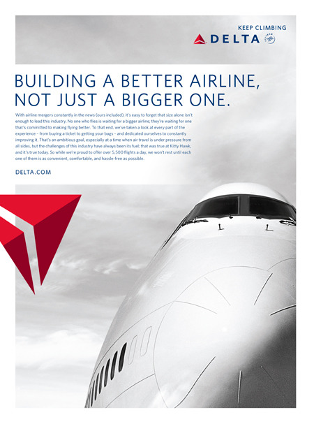 Client: DELTA AIRLINES  gallery