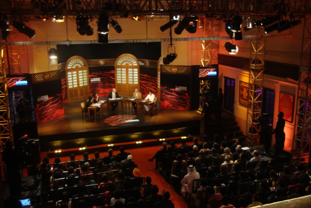 Show 'The Doha Debates' for BBC World, UK  gallery