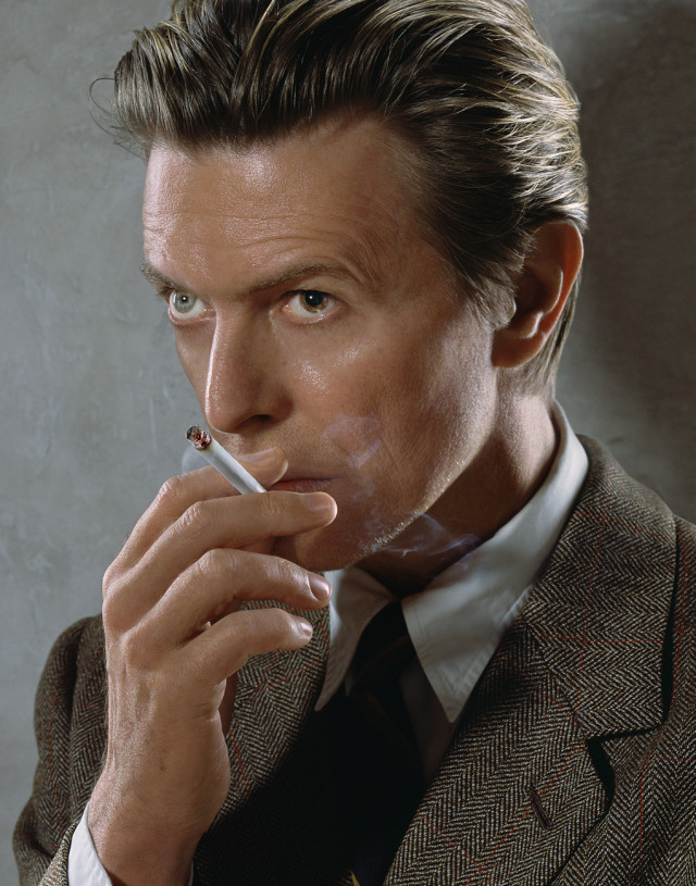 David Bowie for his album Heathen gallery