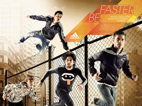 Client: Adidas by Pep Avila gallery