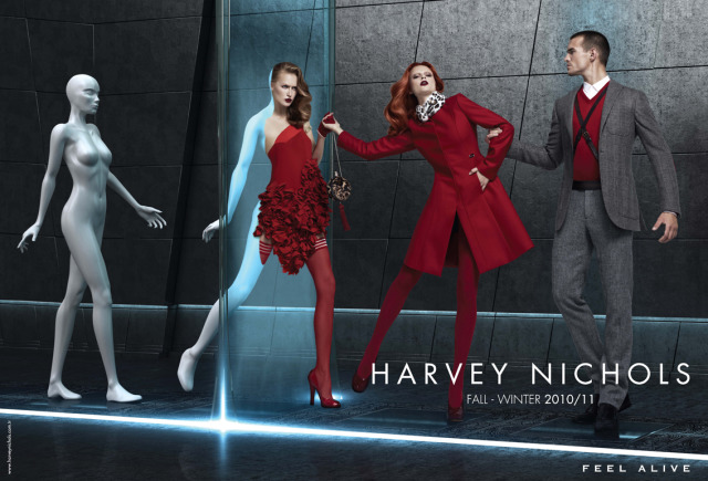 Client: Harvey Nichols F/W11 gallery